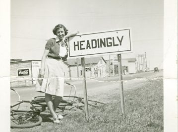 Headingley spelling corrected 1951